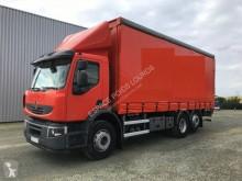 Camion rideaux coulissants (plsc) occasion Renault Premium Lander 380.26
