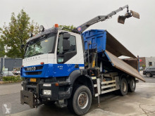 Iveco Trakker truck used two-way side tipper