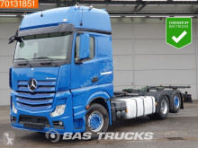Камион BDF втора употреба Mercedes Actros 2545