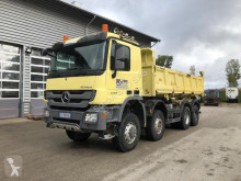 Camion bi-benne occasion Mercedes Actros 4148