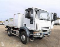 Камион платформа стандартен втора употреба Iveco Eurocargo 140E25