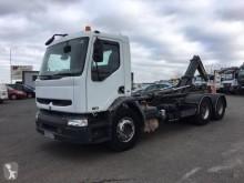 Camión Gancho portacontenedor Renault Premium 370
