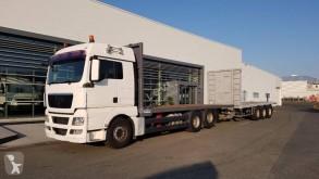 Camión MAN TGX 26.480 caja abierta usado