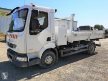 Camion Renault Midlum BENNE ARRIERE benne TP occasion