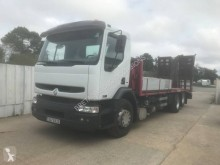 Camion porte engins Renault Premium 320 DCI