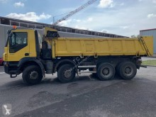 Iveco Eurotrakker 450 truck used two-way side tipper