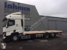 Ciężarówka platforma do transportu słomy używana Renault Gamme T