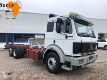 Used chassis truck Mercedes SK 2538