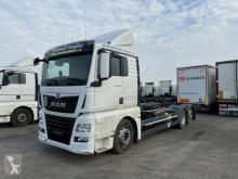 Камион MAN TGX TGX 26.460 LL Jumbo, Multiwechsler 3 Achs BDF W шаси втора употреба