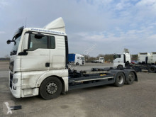 Camión chasis MAN TGX TGX 26.440 LL Jumbo, Multiwechsler 3 Achs BDF W