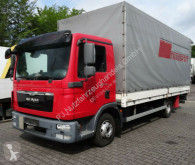 Камион MAN TGL TGL 8.220 Klima Standheizung шпригли и брезент втора употреба