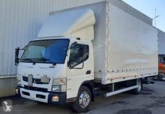 Mitsubishi Fuso Canter 7C15 truck used tarp