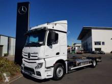 Camión BDF Mercedes Actros Actros 1840 LL BDF + LBW Dautel AHK 6 Sitze