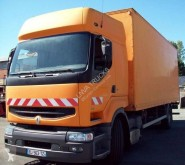 Renault plywood box truck Premium 385