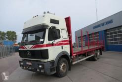 Camión furgón Mercedes SK 2435