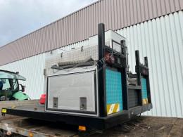 Camión Mercedes Actros 2540 L 6x2 2540 L 6x2 mit Liftachse caja abierta usado