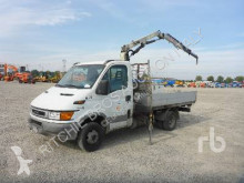Camion plateau Iveco Daily