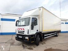Camion fourgon polyfond occasion Iveco Eurocargo ML 190 EL 25 P