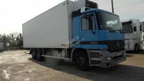 Mercedes box truck Actros 2531