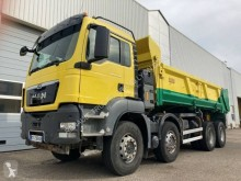 MAN TGS 41.480 truck used construction dump