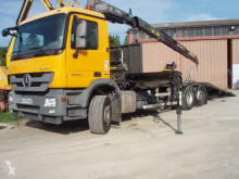 Mercedes heavy equipment transport truck Actros 2532