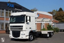 Used chassis truck DAF XF105 DAF XF 105.460 Space Cab Fahrgestell