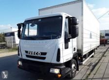 Camion fourgon occasion Iveco Eurocargo 100 E 18