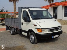 Used flatbed truck Iveco Daily 35C13