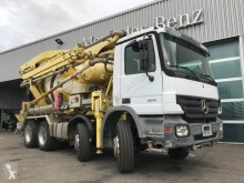 Camion béton malaxeur + pompe Mercedes Actros 3241