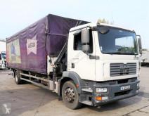 Камион MAN TGM 18.280 подвижни завеси втора употреба