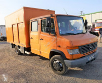Camion Mercedes Vario 815D fourgon occasion