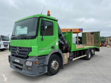 Camion transport utilaje second-hand Mercedes Actros 2532