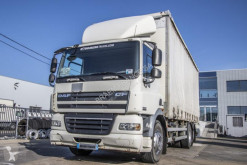 Camion fourgon brasseur occasion DAF CF 85.410