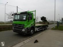 Mercedes Actros 3236 LKW gebrauchter Pritsche