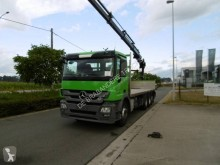 Camion plateau occasion Mercedes Actros 3236