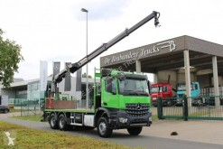 Mercedes Arocs 2636 truck used flatbed