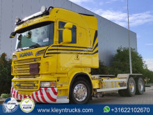 Camion Scania R 560 châssis occasion