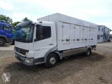 Mercedes Atego Atego 1018 Kühler LBW EU4 LKW gebrauchter Kühlkoffer
