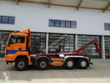 Camión Gancho portacontenedor MAN TGS TGS 41.440 8x4 BB Palfinger Knickarm Schalter
