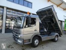 Mercedes Atego Atego 816 Meiller 3-S-Kipper AHK Standhzg LKW gebrauchter Dreiseitenkipper