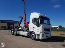 Iveco Stralis 260 S 56 truck used hook arm system