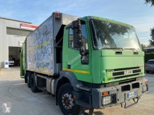 Iveco waste collection truck Eurotech