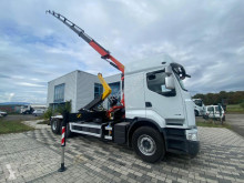 Camion polybenne occasion Renault Kerax 460
