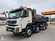 Used two-way side tipper truck Volvo FMX 450