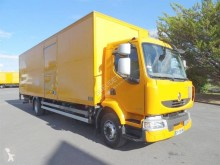 Camion fourgon polyfond occasion Renault Midlum 180.13