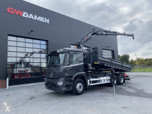 Camion Mercedes Arocs 2643 benne occasion