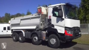 Camion Renault Gamme K 480.32 DTI 13 benne Enrochement occasion