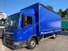 Camion MAN TGL 8.180 rideaux coulissants (plsc) occasion