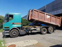 Камион Renault 420 мултилифт с кука втора употреба