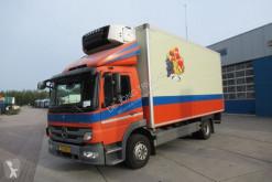 Камион Mercedes Atego 1224 хладилно еднотемпературен режим втора употреба